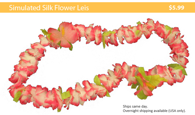 Student graduation gifts fabric leis honors graduation gorgeous simulated silk flower leis for graduation day mightylinksfo