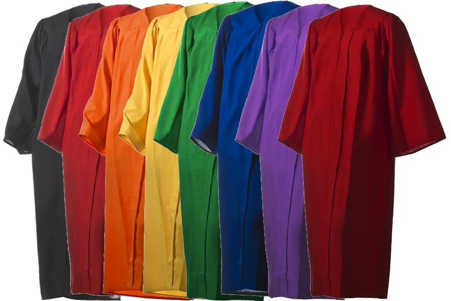 Graduation Caps & Gowns | Cap & Gown Sets for School Graduation