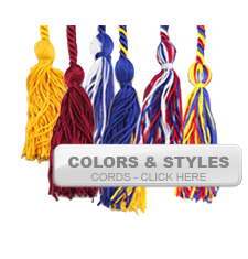 Graduation Honor Cords