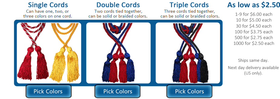 graduation cords meanings Herff Jones: Regalia History & Meaning.