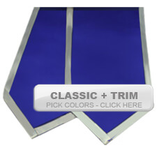Graduation Stoles - Classic with Trim