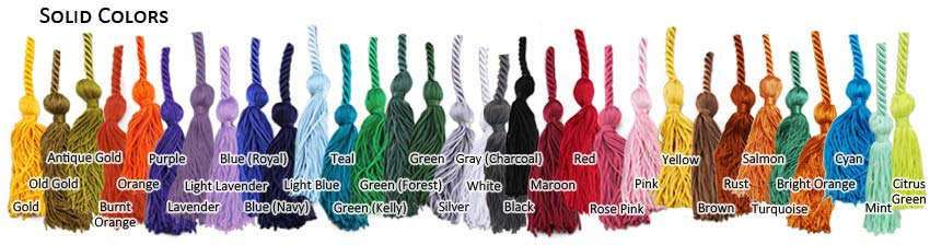 Honor Cords Colors and Guide